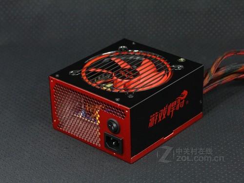 游戏悍将 红星R500S 红色 外观图