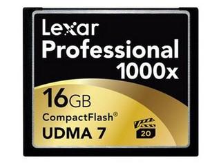 雷克沙CF卡 1000X(16GB)