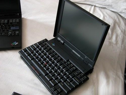 ThinkPad前世今生 记忆中的小黑盘点