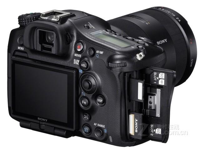Sony索尼A99(单机 SLT- CMOS FM500H) 苏宁易购11500元