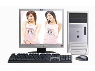 惠普Compaq dx2060(RJ205PA)