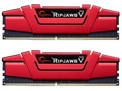 芝奇Ripjaws V 32GB DDR4 3000(F4-3000C15D-32GVR)
