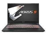 技嘉Aorus 5(i7 10750H/8GB/512GB/GTX1660Ti)