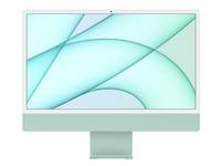 苹果iMac 24英寸 2021(M1/8GB/256GB/8核)