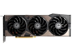 影驰GeForce RTX 3080 黑将