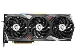 微星GeForce RTX 3070 GAMING TRIO